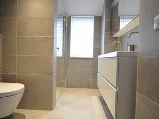 AGZ badkamers en sanitair حمام البلاط Grey