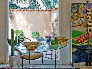 Bureau d'artiste: Fenêtres de style  par Pierre Bernard Création