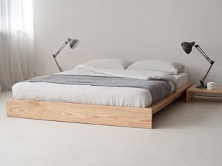 Japanese Style Beds & Bedrooms von Natural Bed Company Asiatisch