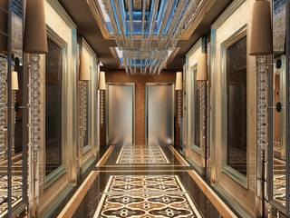 Hotel Merve Demirel Interiors