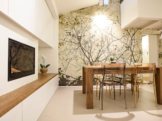 HOMO SRL Dining roomAccessories & decoration Kertas Brown