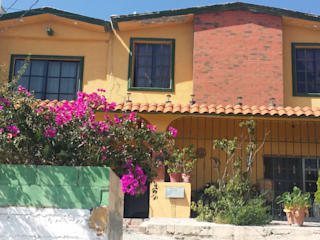 Casa Negrete :  de estilo  por Laboratorio Mexicano de Arquitectura