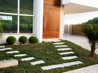Cecyn Arquitetura + Design Modern Garden Green
