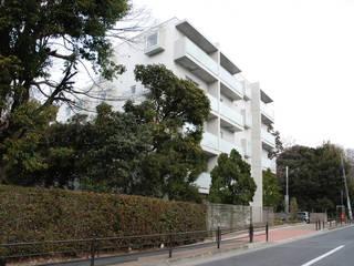 石神井公園の集合住宅 モダンな 家 の 株式会社YDS建築研究所 モダン