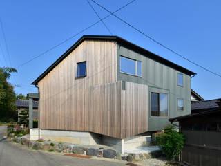熊坂アネックス オリジナルな 家 の 丸山晴之建築事務所 オリジナル