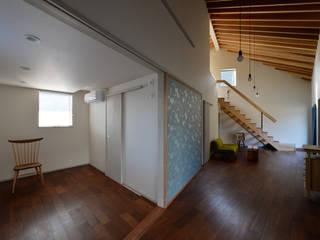 熊坂アネックス オリジナルデザインの リビング の 丸山晴之建築事務所 オリジナル