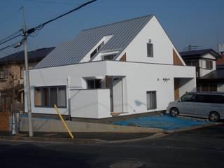 CG House モダンな 家 の 創作工房・閾 モダン