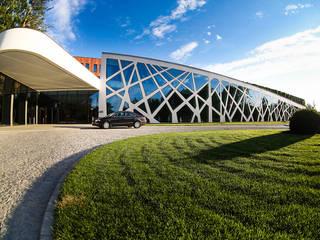 Hotel Narvil Conference & SPA od KM rubaszkiewicz Autorska Pracownia Architektury Nowoczesny