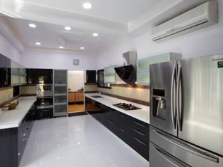 ห้องครัว by M B M architects