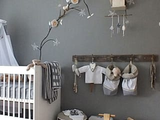 ITA Poland s.c. Nursery/kid's roomAccessories & decoration Grey