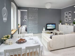ITA Poland s.c. Living roomAccessories & decoration Grey