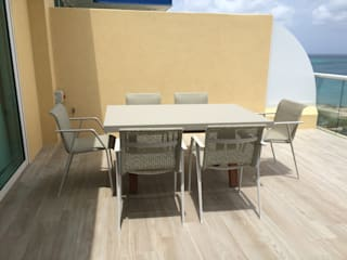 Patios & Decks by THE muebles