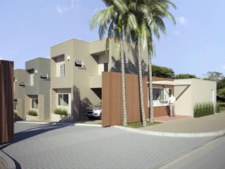 Lozí - Projeto e Obra Casas de estilo moderno