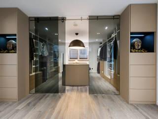 Repräsentative Villa : modern  von tRÄUME - Ideen Raum geben,Modern
