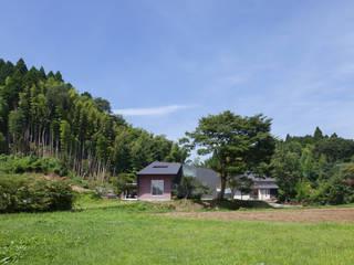 Casas estilo moderno: ideas, arquitectura e imágenes de 田村の小さな設計事務所 Moderno