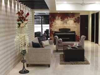Phòng khách by Neha Changwani