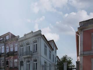 Álvares Cabral House: Casas  por paulosantacruz.arquitetos