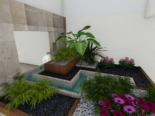 Jardin minimaliste par A-labastrum arquitectos Minimaliste