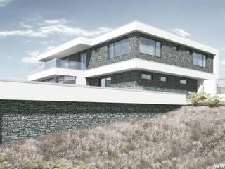Minimalist houses by Slava Filipenka architect Minimalist