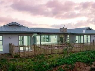 Casas de estilo minimalista de CA Architects Minimalista