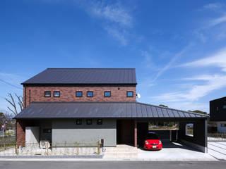 Maisons modernes par トヨダデザイン Moderne