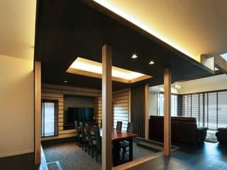Salle à manger moderne par トヨダデザイン Moderne
