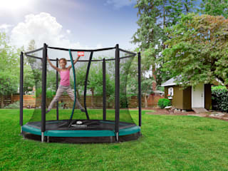 BERG InGround Talent 180/240/300 + Safety Net Comfort: landelijke Tuin door BERG Toys B.V.