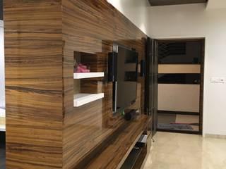Гостиная в стиле модерн от Studio Stimulus Модерн