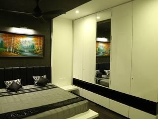 Спальня в стиле модерн от Studio Stimulus Модерн