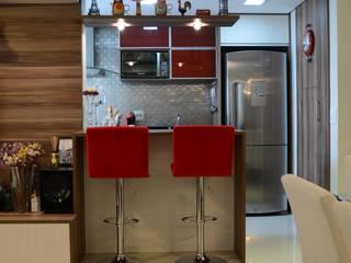 Expace - espaços e experiências Comedores de estilo moderno