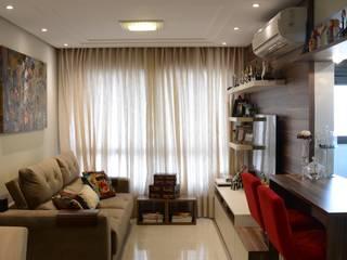 غرفة المعيشة تنفيذ Expace - espaços e experiências