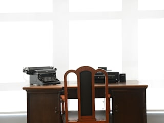 Expace - espaços e experiências Estudios y despachos de estilo moderno