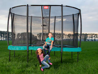 BERG EazyFit trampoline Country style garden by BERG Toys B.V. Country