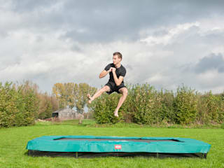BERG InGround EazyFit (Sports Series): landelijke Tuin door BERG Toys B.V.