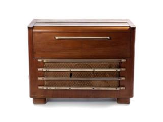 Mueble gramófono antiguo:  de estilo  de Conely