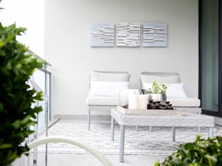 Terrace by DIE BALKONGESTALTER, Modern