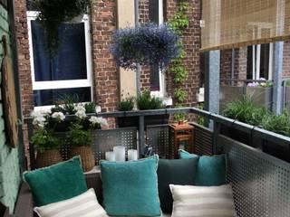 Balcony by DIE BALKONGESTALTER, Modern