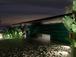 Maisons de style  par MAT Latinamerica , Moderne