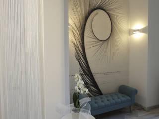 Ingresso: Spa in stile  di Silvana Barbato, StudioAtelier