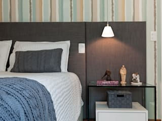 Ambienta Arquitetura Modern style bedroom