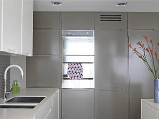 Kuchnia: styl , w kategorii Kuchnia zaprojektowany przez Katarzyna Pawluśkiewicz