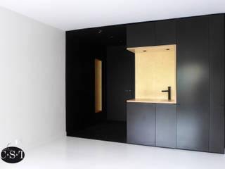 Cocinas de estilo minimalista de La C.S.T Minimalista