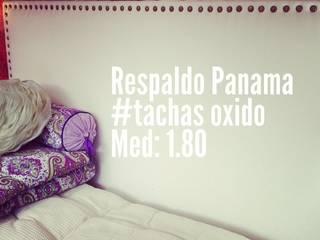 Respaldo de cama modelo Panama :  de estilo  por El lanero del Sud