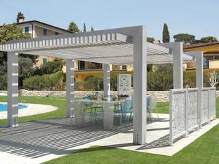Jardines de estilo  por Tucommit, Moderno