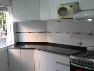 Marmoleria y Carpinteria a domicilio KitchenStorage Marmer Black