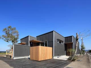 ㈱ライフ建築設計事務所 Modern houses