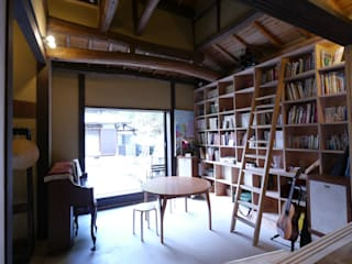 (JP,EN) 生駒の古民家再生 renovation of a 100-year-old house in Nara の 輝建設 TERU Corporation