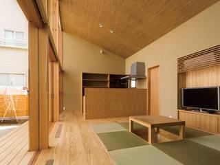 中山大輔建築設計事務所/Nakayama Architects Media room