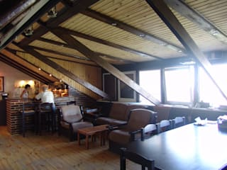 Зал переговоров: Офисные помещения в . Автор – Архитектурное бюро 'Ежов'