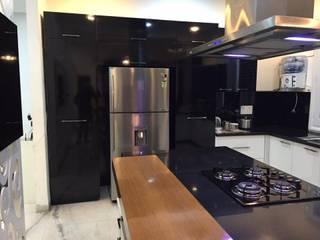 廚房 by Square Designs, 現代風